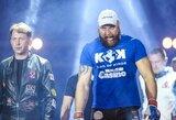 T.Pakutinskas sugrįžta į ringą