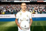 """Pamatykite: naujaisiais """"FIFA20"""" žaidimo veidais tapo E.Hazardas ir V.Van Dijkas"""