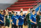 """""""Dragūnas"""" įtikinama pergale pradėjo Baltijos vyrų rankinio lygos sezoną"""