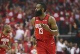 JAV rinktinės kandidatų sąrašas – be ryškiausių NBA žvaigždžių