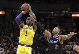 """Rockets"" susidomėjo ""Lakers"" gynėju"