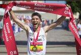 Maratonininkas R.Kančys – per 15 sekundžių nuo Lietuvos rekordo