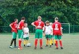 """Socialinė iniciatyva """"MTG futbolas taikai"""" vėl džiugins vaikų globos namų auklėtinius"""