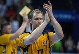 Lietuvos vyrų rankinio rinktinė išvyko į Rumuniją