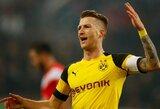 """""""Borussia"""" išvykoje neatsilaikė prieš lygos autsaiderius"""