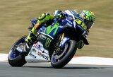 """MotoGP"" kvalifikacijoje Olandijoje – sensacingi rezultatai"