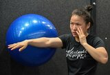 W.Zhang treneris pasakė, kada planuojama jo auklėtinės kova prieš R.Namajunas