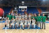 Lietuvos kurčiųjų vyrų krepšinio rinktinei nepavyko apginti pasaulio čempionų titulo