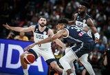 """G.Popovičius: """"FIBA krepšinyje stabdyti Antetokounmpo yra lengviau"""""""
