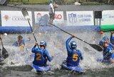 Lietuvos jaunimo kanupolo rinktinė Europos čempionate užėmė 9-ą vietą