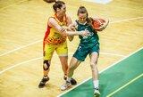 Savaitgalį Kėdainių arenoje paaiškės Lietuvos čempionės