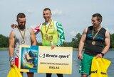 """""""Galvės"""" regatoje medalius išsidalijo sprinteriai"""