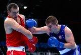 M.Valavičiui atiteko pasaulio studentų bokso čempionato bronza