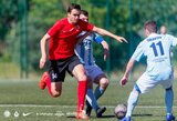 """Pakruojyje FK """"Vilnius"""" sieks grįžti į pergalių kelią"""