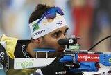 Dramatiškas sezono finišas: karjerą baigęs M.Fourcade'as iškovojo pergalę, bet J.T.Boe laimėjo pasaulio taurę