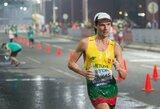 Planuojama olimpinių žaidynių maratono ir ėjimo varžybas rengti ne Tokijuje