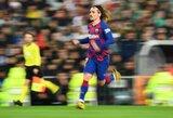 Aiškėja, kur kitą sezoną gali žaisti Prancūzijos futbolo magas A.Griezmannas