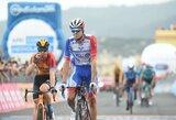 """Devintajame """"Giro d'Italia"""" etape – sėkmingas I.Konovalovo komandos draugo pasirodymas"""