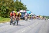 """Pirmajame """"Baltic Chain Tour"""" dviračių lenktynių etape G.Bagdonas finišavo ketvirtas"""