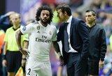 """""""Real"""" rūpesčiai: Marcelo reikalauja būti parduotas į kitą klubą"""