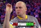 """""""UK Open"""" turnyre D.Labanauskas nepateko į ketvirtąjį ratą"""