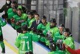 """Į Baltijos lygą pakiliai žengiantys """"Kaunas Hockey"""": """"Mums garbė atstovauti miestui tarptautinėje arenoje"""""""