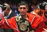 """Buvęs pasaulio čempionas A.Khanas: """"Aš ir M.Pacquiao esame geriausi atakuojantys kovotojai pasaulyje"""""""