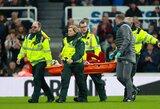 """Dar vienas smūgis """"Liverpool"""": Čempionų lygos finalo svajonės vaikysis be M.Salah"""