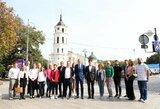"""Prasidėjo """"Danske Bank Vilniaus maratono"""" renginiai, vyko partnerių popietė"""
