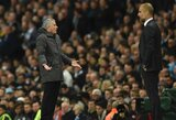 P.Guardiola paprieštaravo J.Mourinho nuomonei, tačiau portugalo nesmerkė