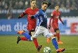 """Vokietijoje pergales iškovojo """"Schalke"""" ir """"Bayer"""""""
