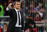 """Buvęs """"Barcelona"""" strategas E.Valverde atskleidė, kurioje šalyje norėtų dirbti: dėmesys krypsta į Rytus"""
