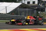 S.Vettelio tikslas - pergalė Belgijos GP lenktynėse