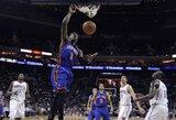 Triuškinantis A.Stoudemire'o dėjimas pripažintas gražiausiu NBA dienos epizodu