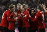 """Vokietijoje - """"Bayer"""" vejasi lyderį, """"Schalke"""" toliau buksuoja (kiti rezultatai)"""