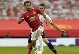 """J.Mata tiki """"Man Utd"""" sėkme: atsisakė 20 mln. eurų vertės pasiūlymo"""