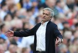 """J.Mourinho: """"Jeigu nebus daugiau žaidėjų, """"Man United"""" laukia sunkūs metai"""""""