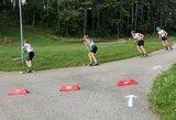 Ignalinoje paaiškėjo Lietuvos vasaros slidinėjimo čempionai