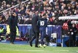 PSG nerimas: Neymaras ir vėl susižeidė dešinės kojos pėdą