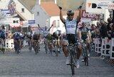 Belgijoje vykusiose dviračių lenktynėse E.Juodvalkis finišavo 88, o G.Bagdonas - 144