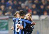 """Europos lyga: """"Inter"""" iškovojo pergalę, """"Ajax"""" apmaudžiai pralaimėjo"""