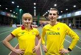 Lengvosios atletikos federacijos partneriu tapo Lenkijos aprangos gamintojai