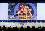 Imtynės įtrauktos į 2020-2024 metų olimpinių žaidynių programą