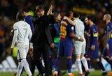 """A.Conte negailėjo pagyrų L.Messi: """"Toks žaidėjas gimsta tik kartą per 50 metų"""""""