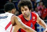 Blogos naujienos CSKA: M.Teodosičiui sezonas baigtas