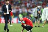"""S.Ramosas: """"Negalėjome padaryti nieko daugiau - žaidėjai atidavė viską, ką galėjo"""""""