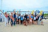 Klaipėdoje paaiškėjo Lietuvos jaunių paplūdimio tinklinio čempionai