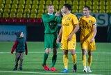 """""""Trakų"""" futbolininkai: """"Kiekviena pergalė – tai istorija, o istoriją kuriame mes patys"""""""
