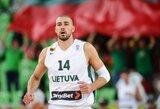 Tarp gražiausių Europos čempionato aštuntos dienos epizodų – dvi Lietuvos rinktinės atakos