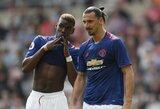 """""""Manchester United"""" žvaigždė P.Pogba atskleidė """"degančią"""" šukuoseną"""